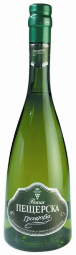 Peshterska Grape Rakia 40%Vol., 0,7 l