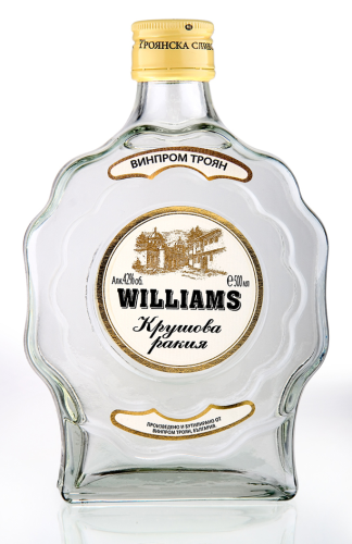 Williams Pear Rakia, 42%Vol.