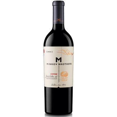 Minkov Brothers Red, Cuvee, 2013er