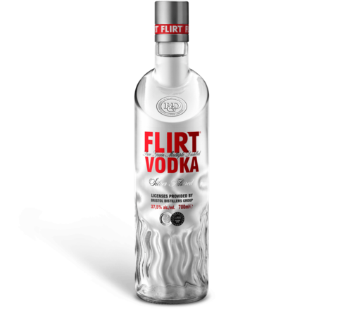 Vodka Flirt, 37,5 %Vol.